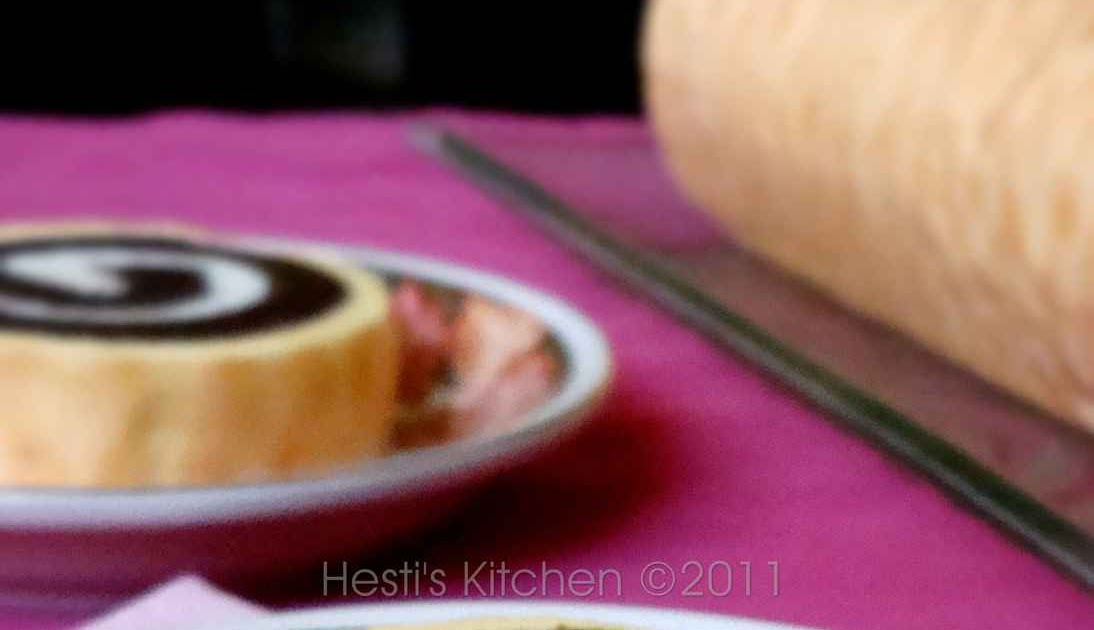 Resep Roll Cake Jepang Ncc: HESTI'S KITCHEN : Yummy For Your Tummy: Tiger Roll Cake