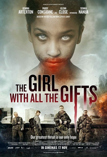 Film The Girl with All the Gifts 2017 Bioskop