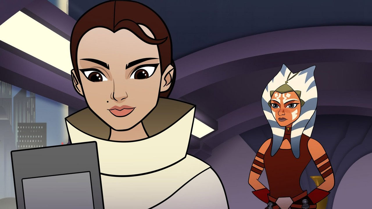 star wars forces of destiny :「ローグ・ワン」のジンが不敵に帰っ