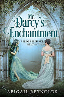 Book cover: Enchanting Mr Darcy by Abigail Reynolds