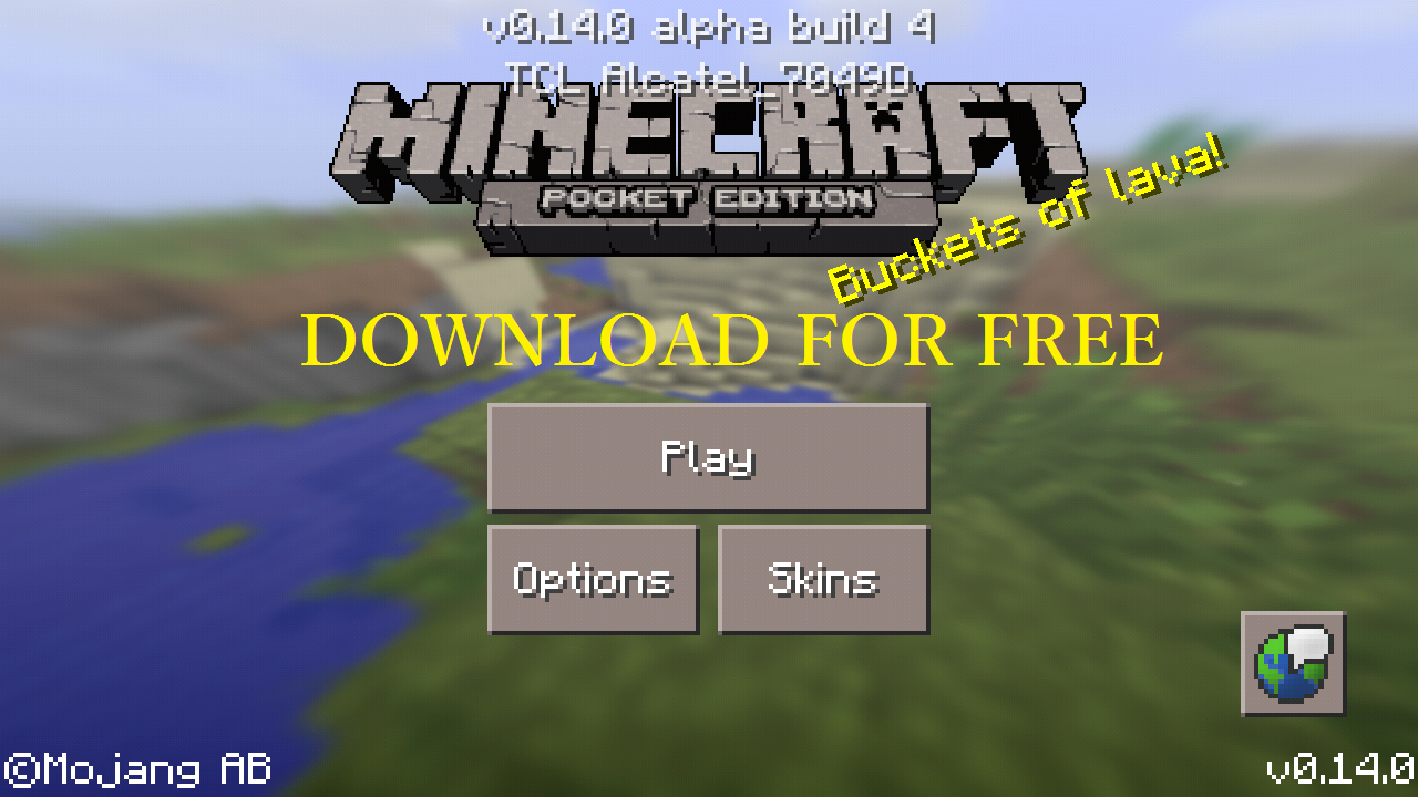 <b>Mojang</b> | <b>Minecraft</b> for <b>Windows</b> <b>10</b>