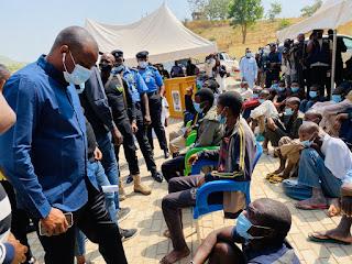 Police Arrest Abductor , Killer Of 6 Year Old In Kogi, As 25 Criminals Meet Their Waterloo