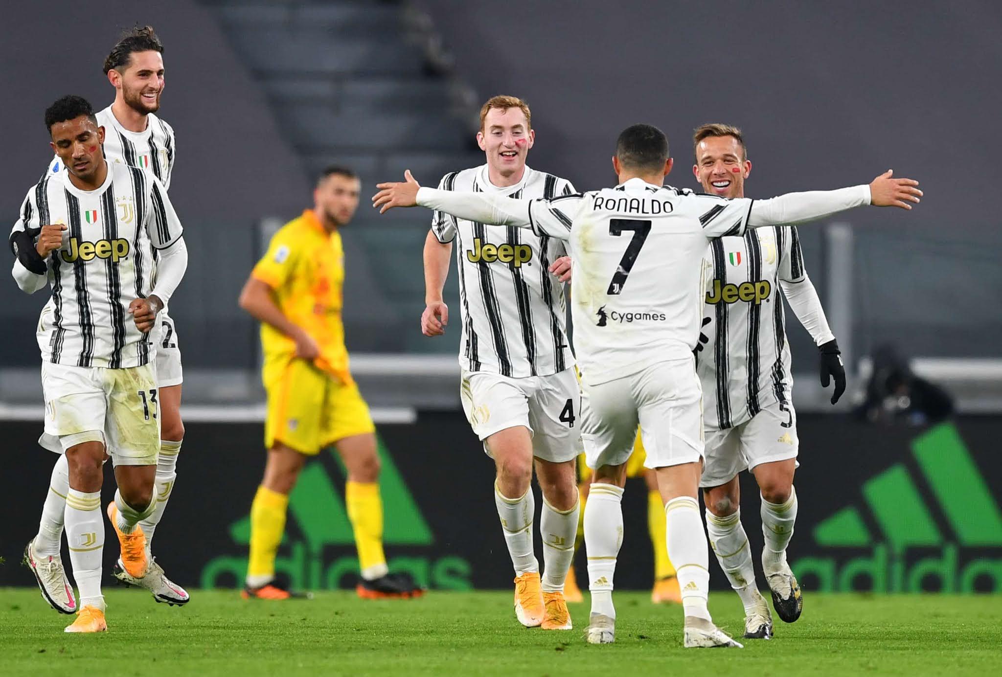 Juventus vs Cagliari resumen del partido
