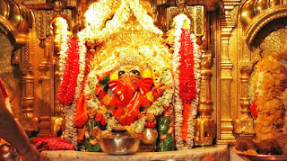 #Temple Visits -  A Beautiful day at Siddhi Vinayak Temple, Mumbai