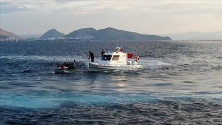 السلطات التركية تضبط 216 مهاجرا غير نظامي غربي البلاد