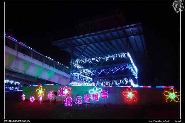 2016-02-27 丙申猴年北港朝天宮燈會+夜晚的女兒橋