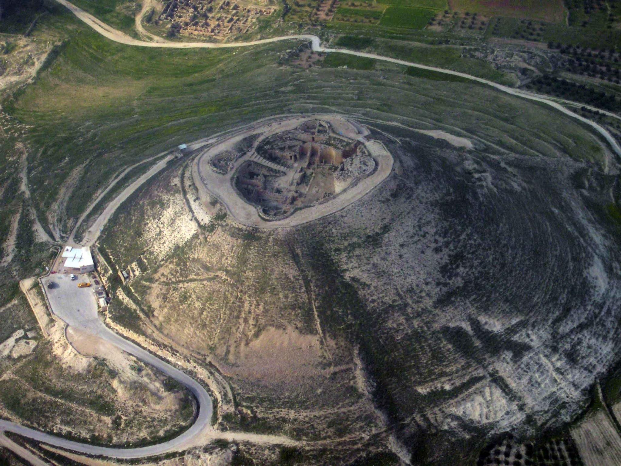 Το φρούριο του Ηρωδείου