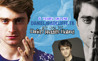 DJR Holland is 6 years online!