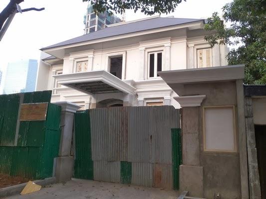 Tanah Dijual di Jakarta: Rumah Dijual di Menteng Dalam ...