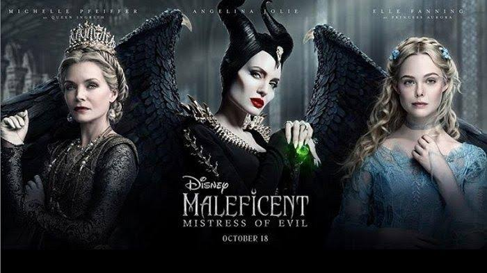 Maleficent 2: Mistress of Evil (2019) Bluray Subtitle Indonesia