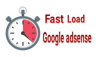 Tips cara mempercepat loading iklan adsense lambat pada blog