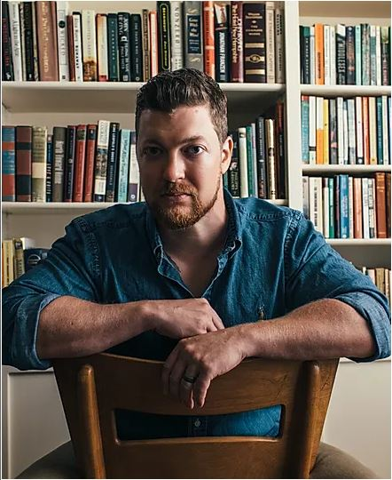James Wade Author Photo