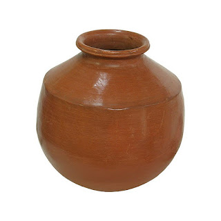 water clay matka