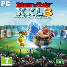 Free Download Asterix & Obelix XXL 3 - The Crystal Menhir