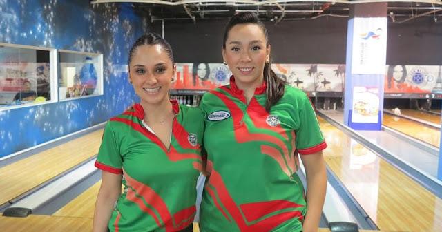 Sandra Góngora y Tannya López obtuvieron la medalla de bronce en los dobles del boliche femenil para dar la segunda medalla a México en los Juegos Mundiales 2017