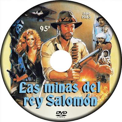 Las minas del rey Salomón - [1985]