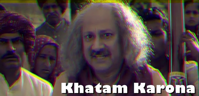 Khatam Karona Lyrics - Emiway