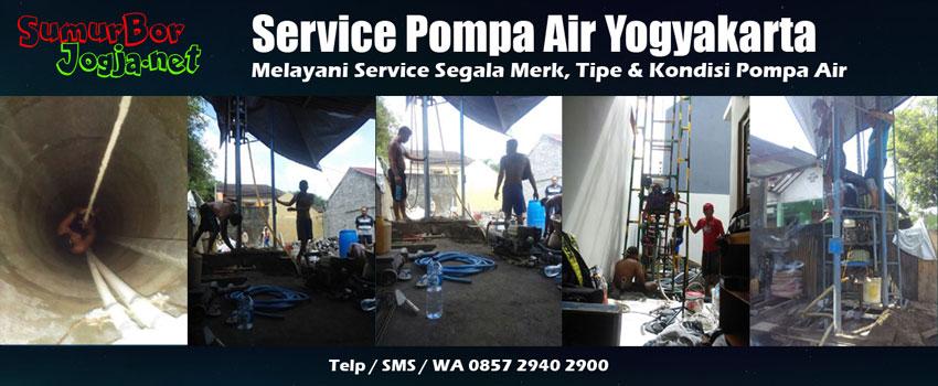 Service Pompa Air Godean Sleman Yogyakarta