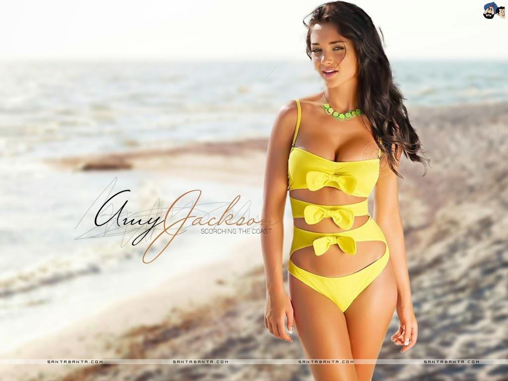 Celebrites Amy Jackson nude photos 2019