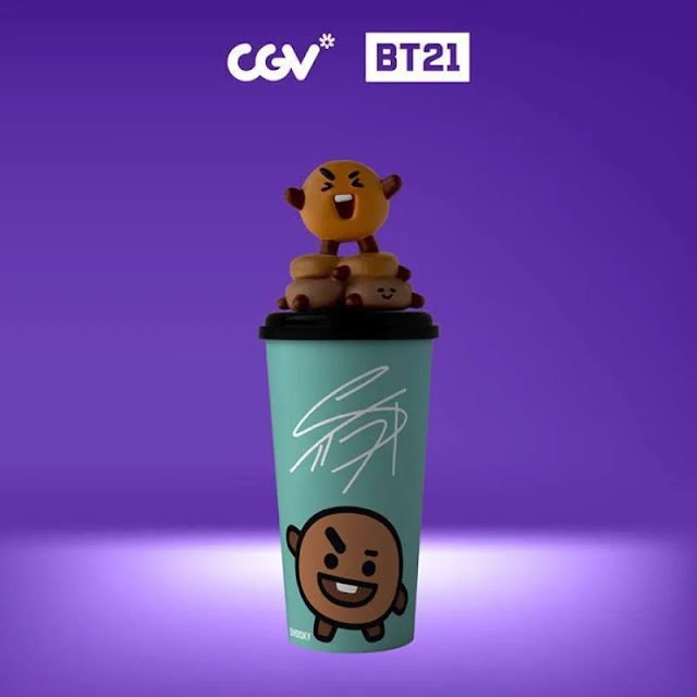 BT21 Limited Edition SHOOKY