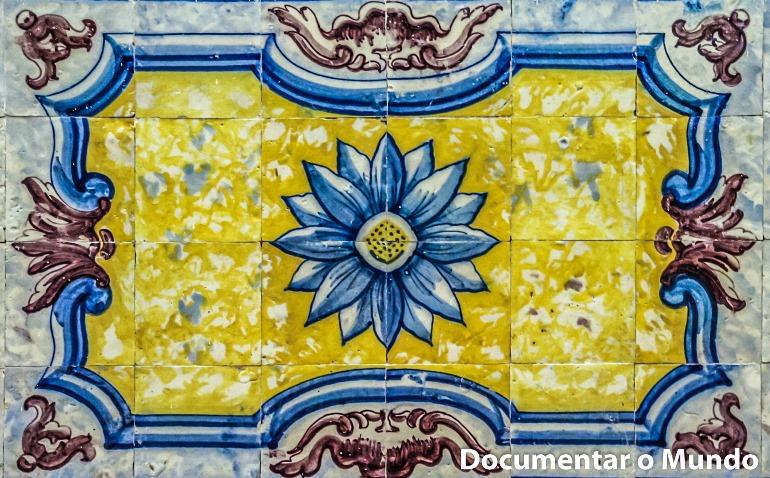 Casa do Meio; Azulejos Portugueses; Palácio dos Condes da Calheta