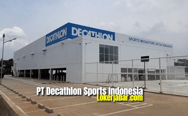 Lowongan Kerja PT Decathlon Sports Indonesia