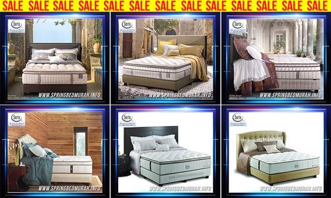 toko jual kasur spring bed serta harga murah - bandung