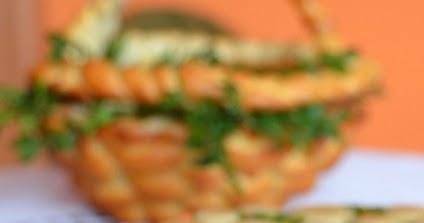 Uwielbiam Gotować Sałatka Leśna Polana