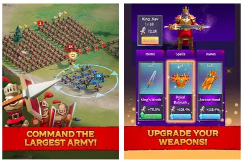 Ancient Battle Mod Apk