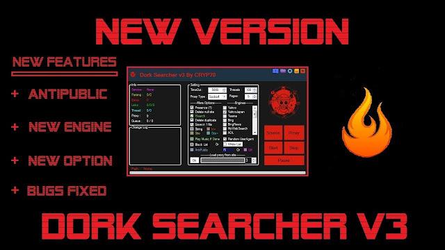 Dork Searcher V3