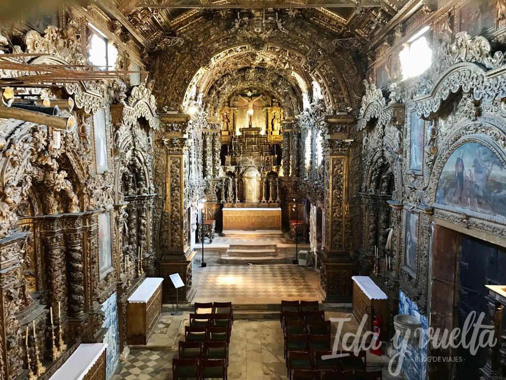 Museo de Aveiro iglesia