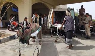 Keterlaluan! Roket Pemberontak Syiah Hutsi Hantam Tentara yang Sedang Gelar Shalat Ied