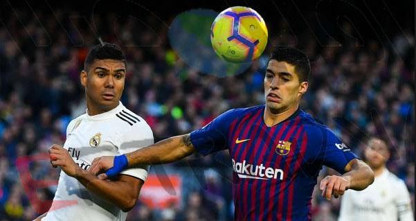 اهداف مبارة ريال مدريد و برشلونة - مخلص مبارة الكلاسيكو