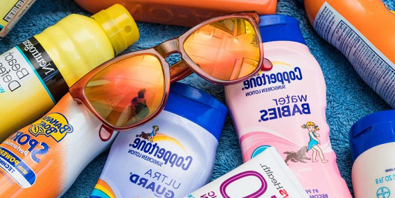 the new Sunscreen