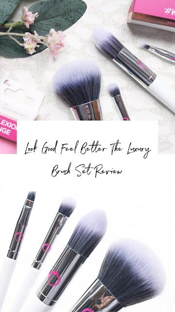 Look Good Feel Better The Luxury Brush Set