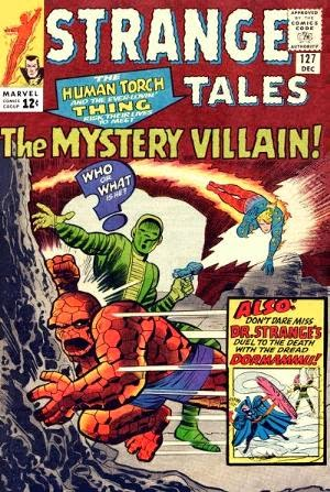 Strange Tales #127 picture