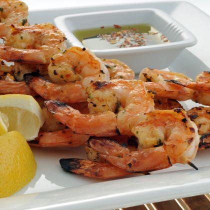 Barbecued Shrimp Recipe