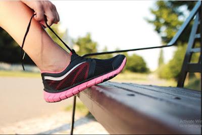 Sepatu Lari