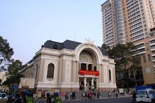 Saigon Opera House Ho Chi Minh City
