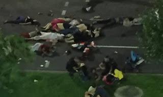 Cenas fortes: Ataque com caminhão deixa 84 mortos na França; veja vídeo