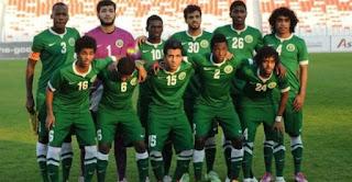 مشاهدة مباراة السعودية وسوريا