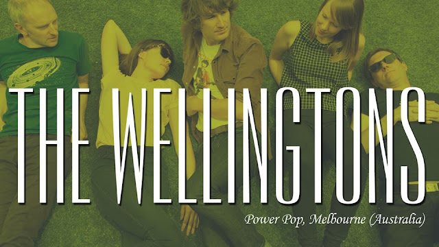 The Wellingtons - 'End of the Summer Tour' 2