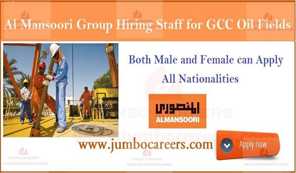 Helpers job vacancies in Gulf countries, Job openings in Oman,
