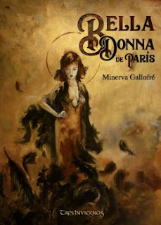Bella Donna de París - Minerva Gallofré