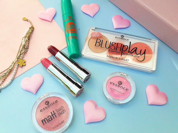 5 products from Essence I have been enjoying
