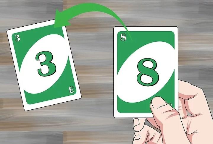 cara memainkan kartu uno