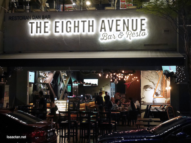The Eighth Avenue @ Publika Solaris Dutamas, KL