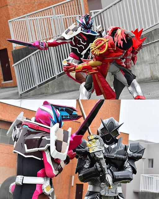 Kamen Rider Saber Episode 19 Preview!