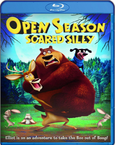 Open Season: Scared Silly [BD50] [2016] [Latino]