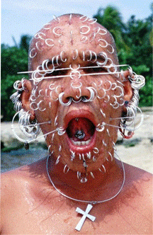 Piercings By Angel 5 Disgustingly Painful Piercings